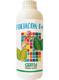FOLIACON FERRO CHELATO