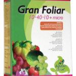 Gran-Foliar micro-10-40-10